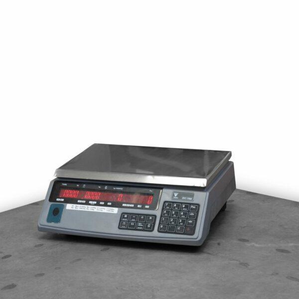 Zählwaagenverbundsystem BW+DC788 - DC788